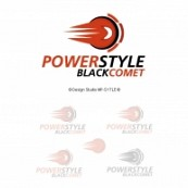 Powerstyle - Blackcomet - Logo
